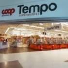 Supermarket Coop TEMPO Supermarket v Zlatých Moravciach