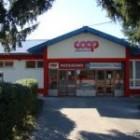 Supermarket Coop supermarket v Zlatých klasoch