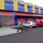 Supermarket Coop Jednota v Medzilaborciach