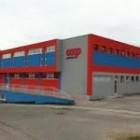 Supermarket COOP Jednota , spotrebné družstvo v Prievidzi