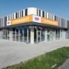 Supermarket COOP Jednota , spotrebné družstvo v Nitrianskom Pravne