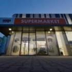 Supermarket COOP Jednota , spotrebné družstvo v Nitrianskom Rudne