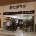 eb51b1020 K-Cero — Košice, OC Cassovia Košice — Mapaobchodov.sk